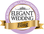 Featured on Elegant Wedding Blog